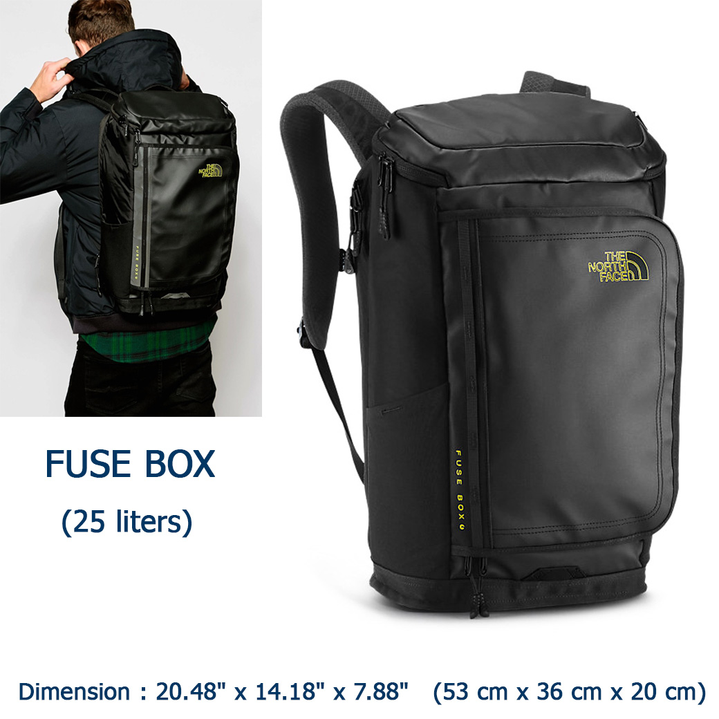 TNF FUSE BOX