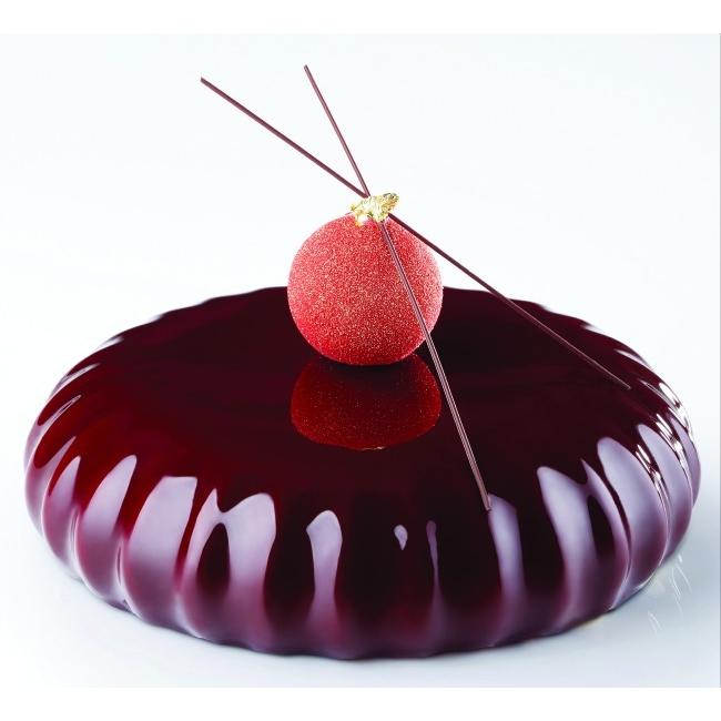 KE013 Plisse Silicone Cake Mould