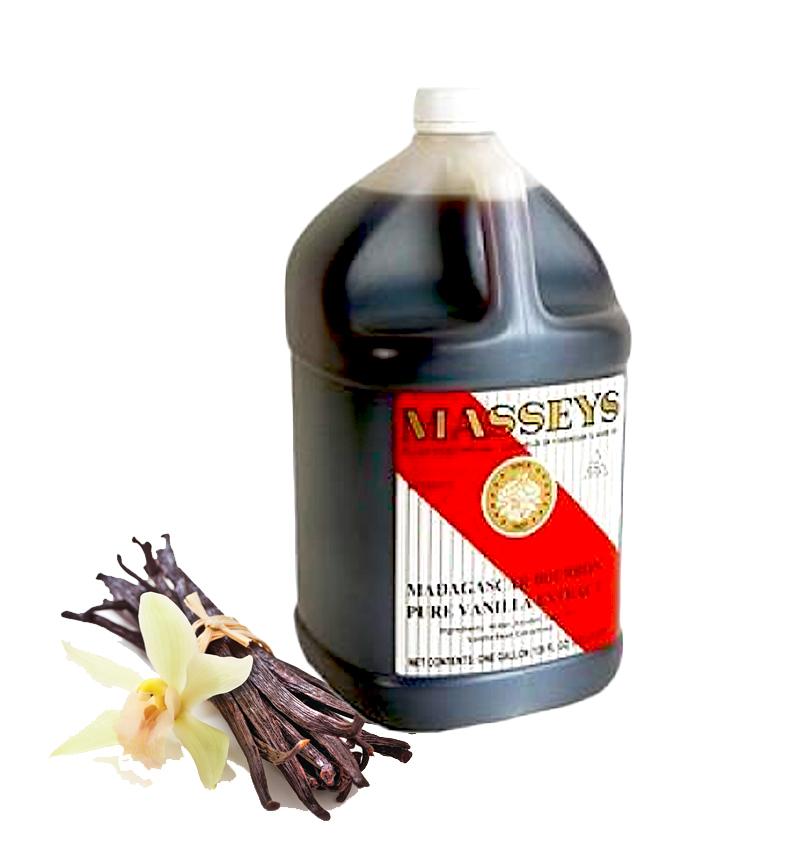 Nielsen Madagascar Vanilla Bean Past 3.78 Ltr.
