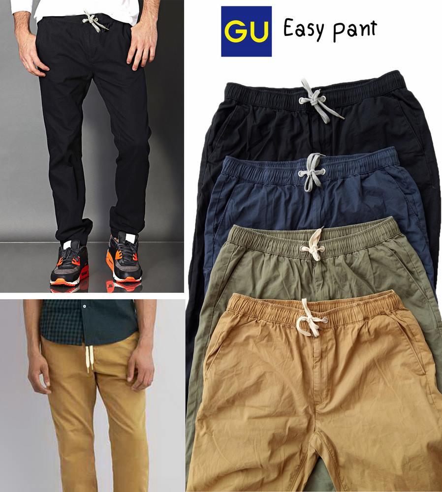 GU Easy Pant ( มาเพิ่ม 30-09-58)