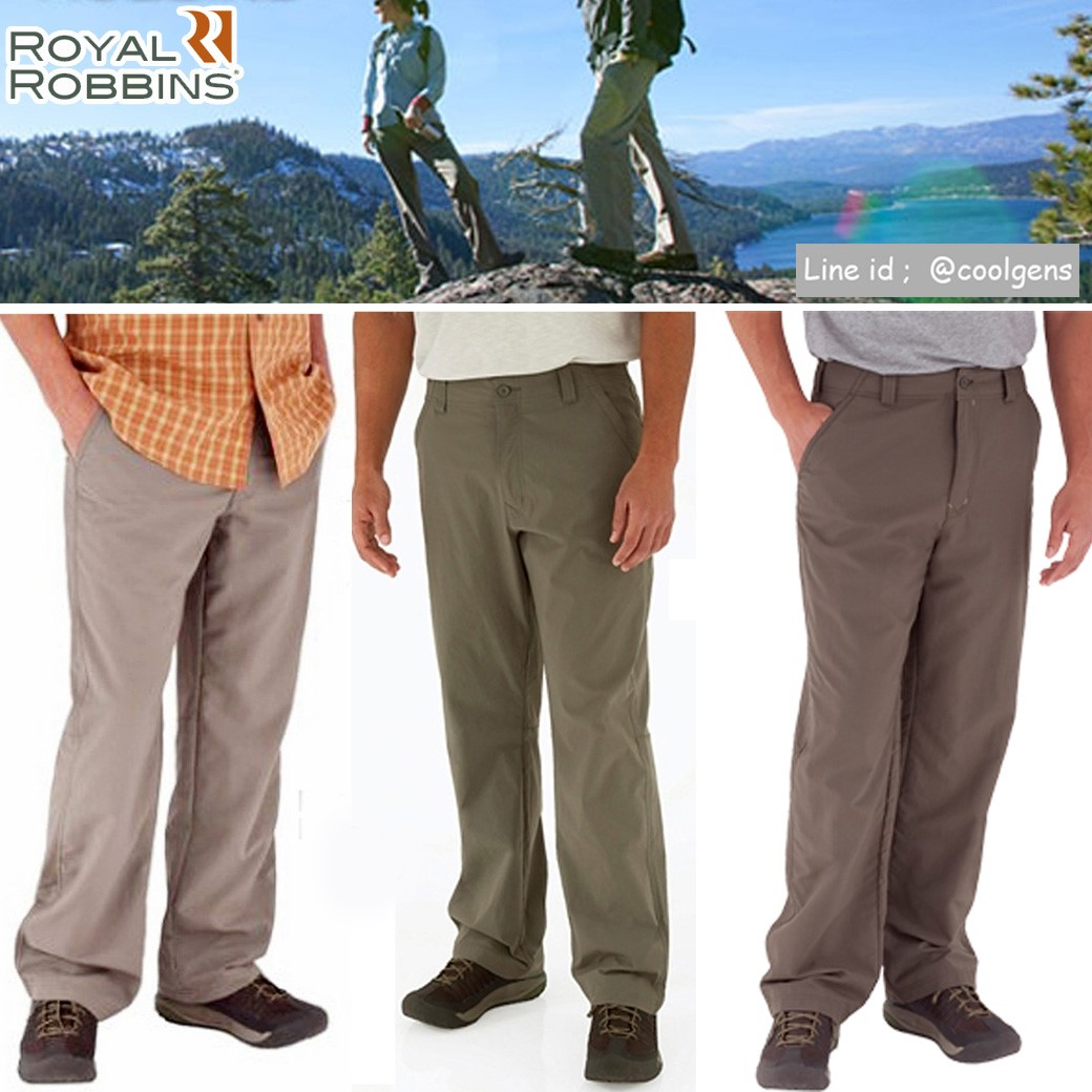 Royal Robbins Men's Global Traveler Pants
