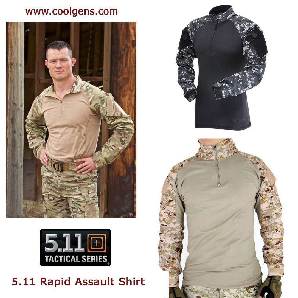5.11Tactical Rapid Assault Shirt