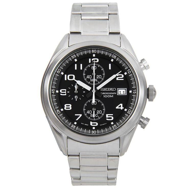 Seiko นาฬิกาผู้ชายรุ่น รุ่น SSB269P1