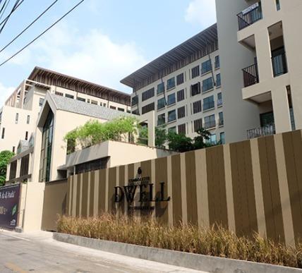 ขาย / เช่า คอนโด Condolette Dwell Sukhumvit 26 (คอนโดเลต ดเวล สุขุมวิท 26 1 ห้องนอน 1 ห้องน้ำ อาคาร B ชั้น 3 พื้นที่ 34.59 ตรม. ห้องตกแต่งครบพร้อมอยู่