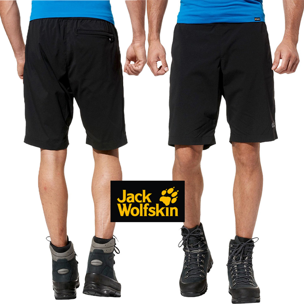 Jack Wolfskins Men's Accelerate Shorts