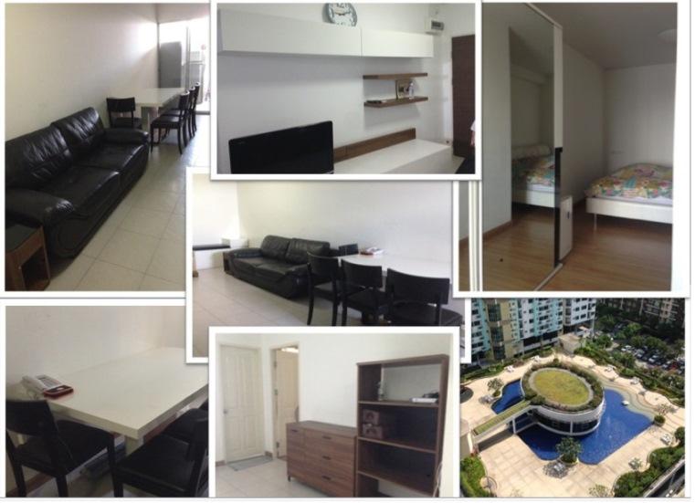 ขายห้อง Supalai Park Kaset ( ศุภาลัย ปาร์ค แยกเกษตร (เกษตร-นวมินทร์)) ราคา 3.0 ล้าน (ฟรีโอน)1 ห้องนอน พื้นที่ 52 ตร.ม.