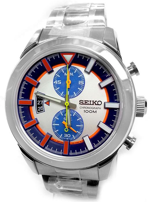 นาฬิกา SEIKO sport chronograph SNN283P1