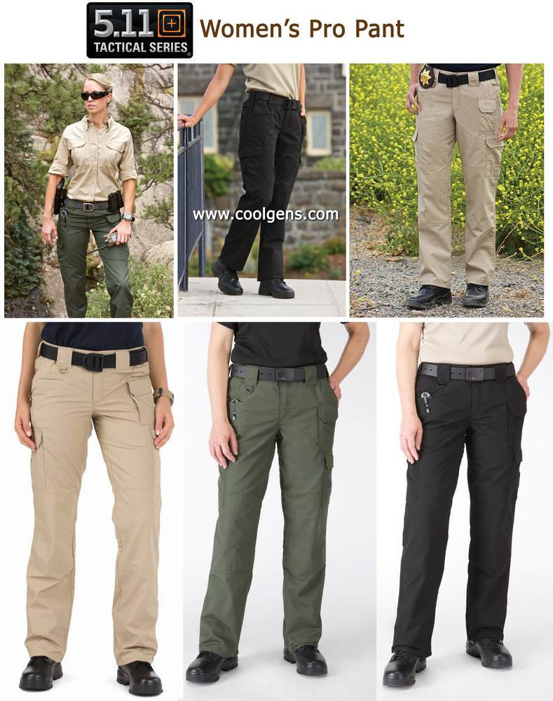 5.11 Tactical Women's Pro Pants