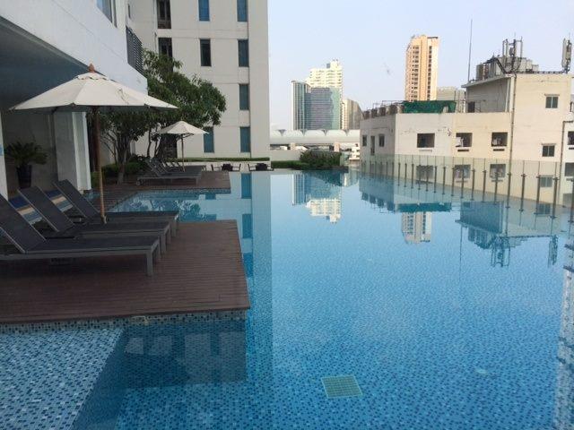 ให้เช่าคอนโด Villa Rachatewi 1 bedroom ชั้น 10 พื้นที่ 41 ตร.ม ทิศตะวันตก ตกแต่งพร้อมเข้าอยู่ 22,000 บาท / เดือน