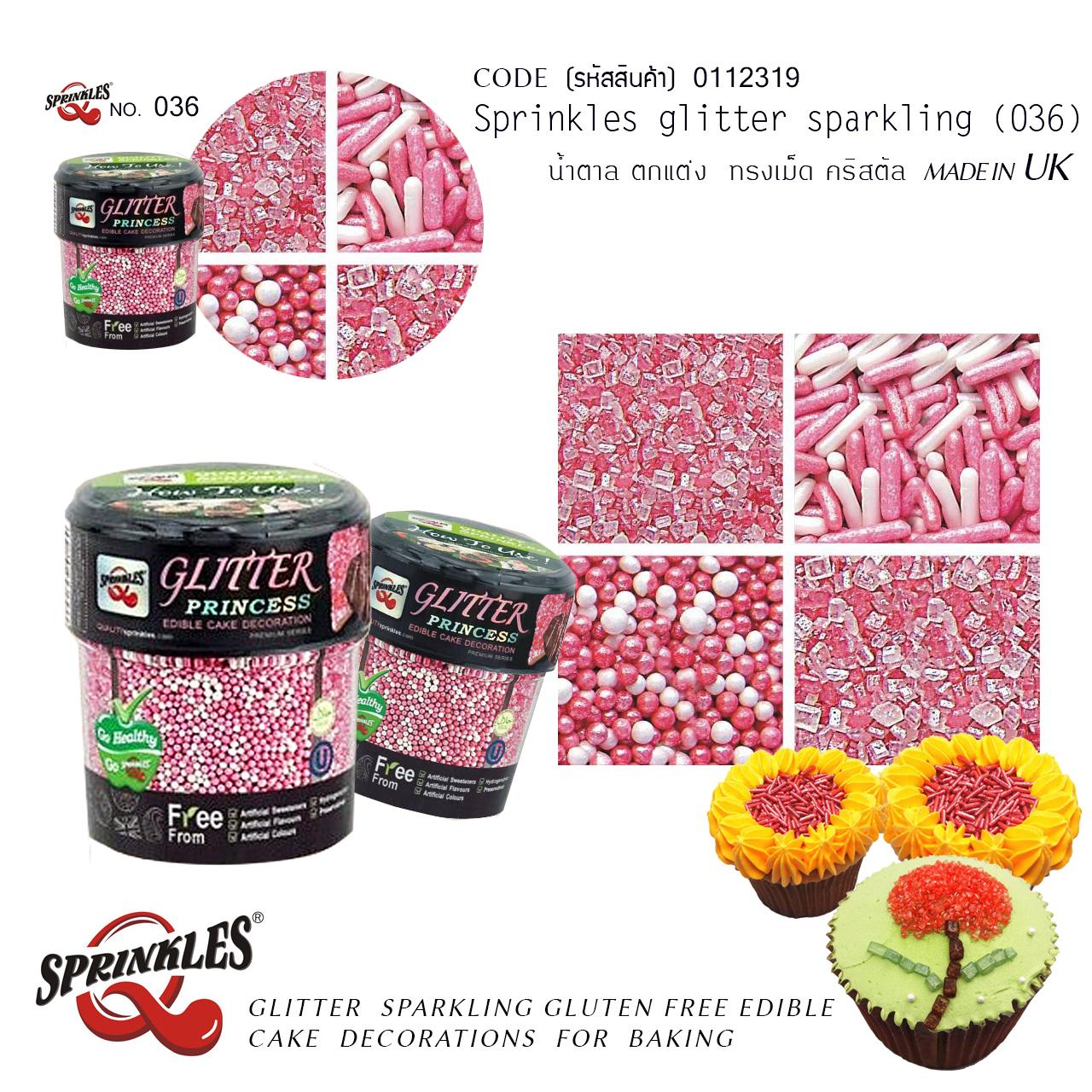 Sprinkles gliter princess (036)