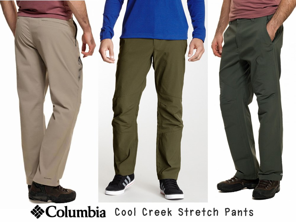 COLUMBIA COOL CREEK STRETCH PANTS