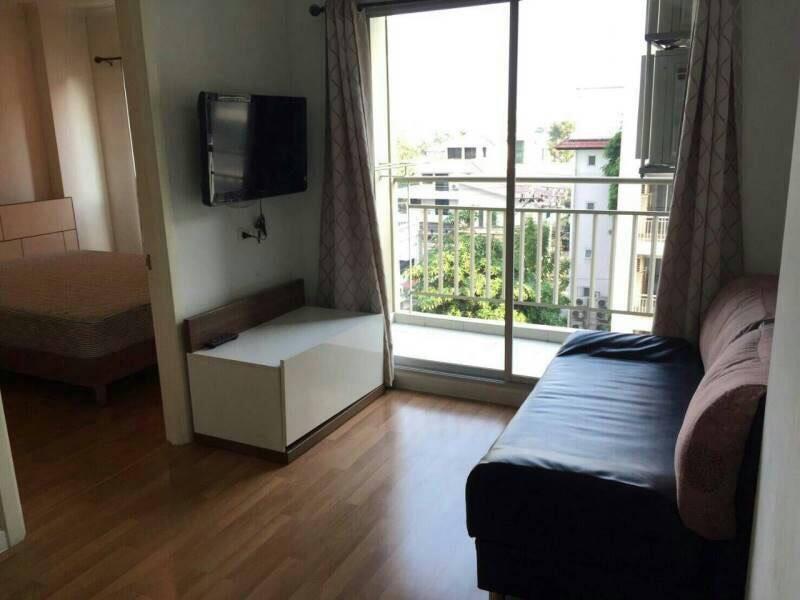 ให้เช่า คอนโด ลุมพินี เพลส รัชโยธิน Lumpini Place Ratchayothin 1 ห้องนอน 1 ห้องน้ำ 1 ห้องรับแขก 1ห้องครัว อาคาร D