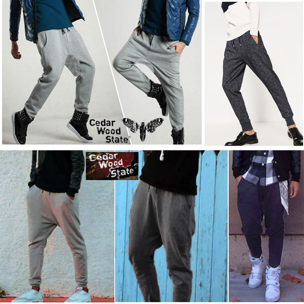 CEDAR WOOD STATE SLIM FIT FLEECE JOGGER