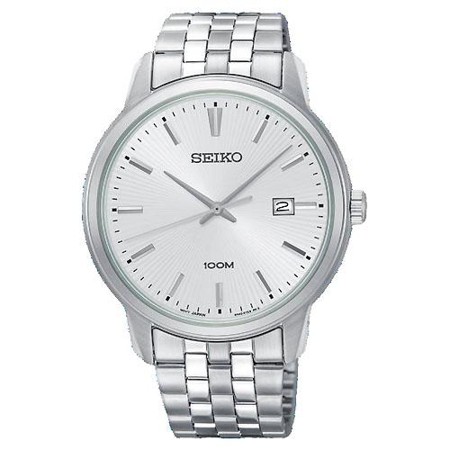 นาฬิกาผู้ชาย SEIKO Classic รุ่น SUR257P1 Quartz Men's Watch
