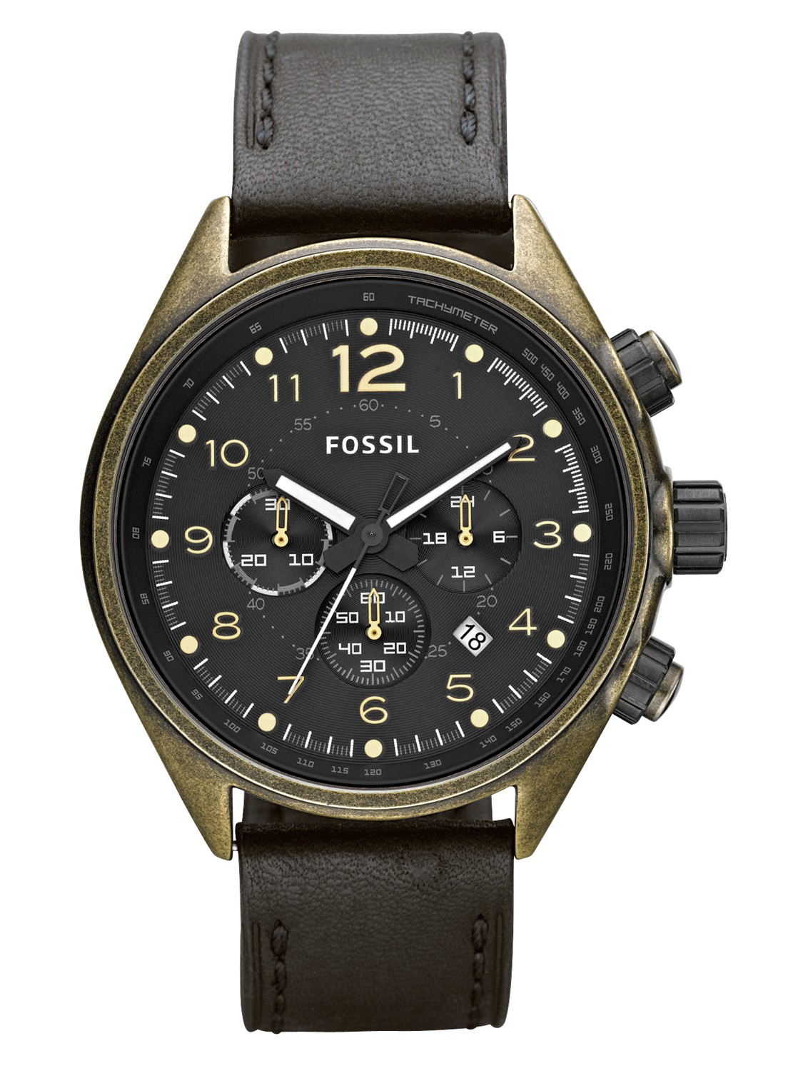 Fossil Men's Flight Chronograph Watch CH2783