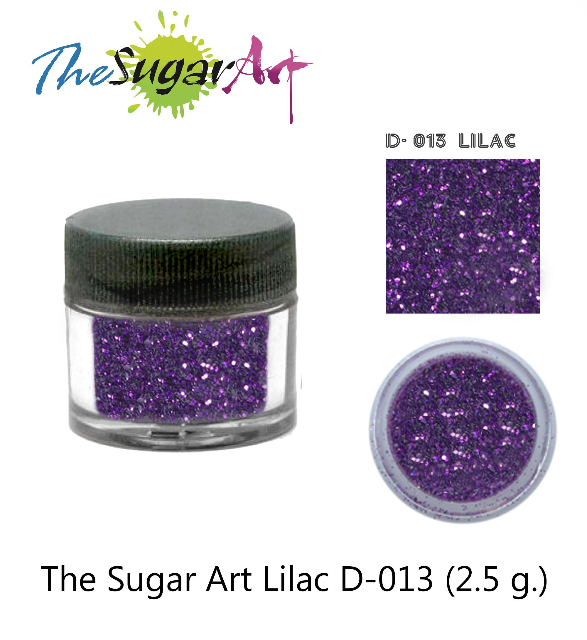 The Sugar Art Lilac - D 013 (2.5 g.)