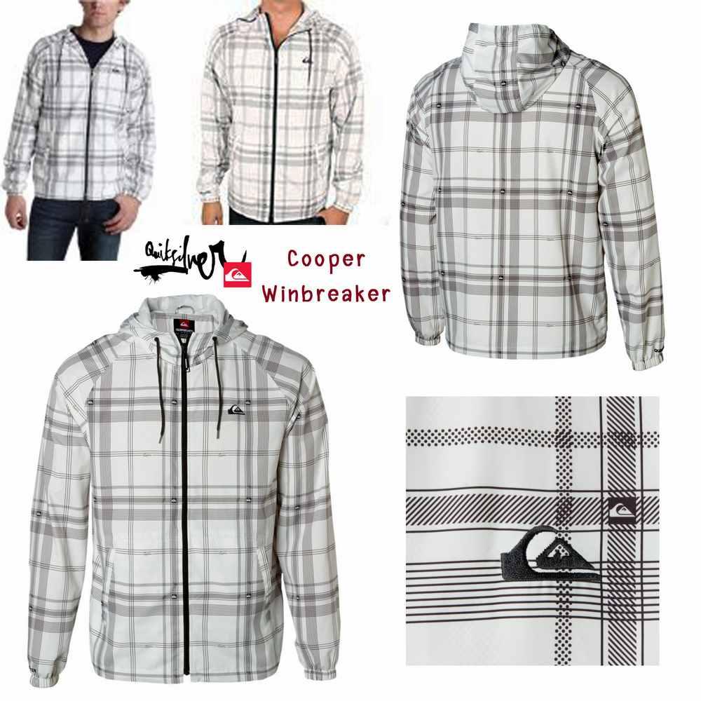 Quiksilver Cooper Wind breaker Jacket