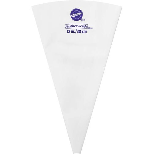 """Wilton 12"""" Feather Weigh Piping Bag (404-5125)"""