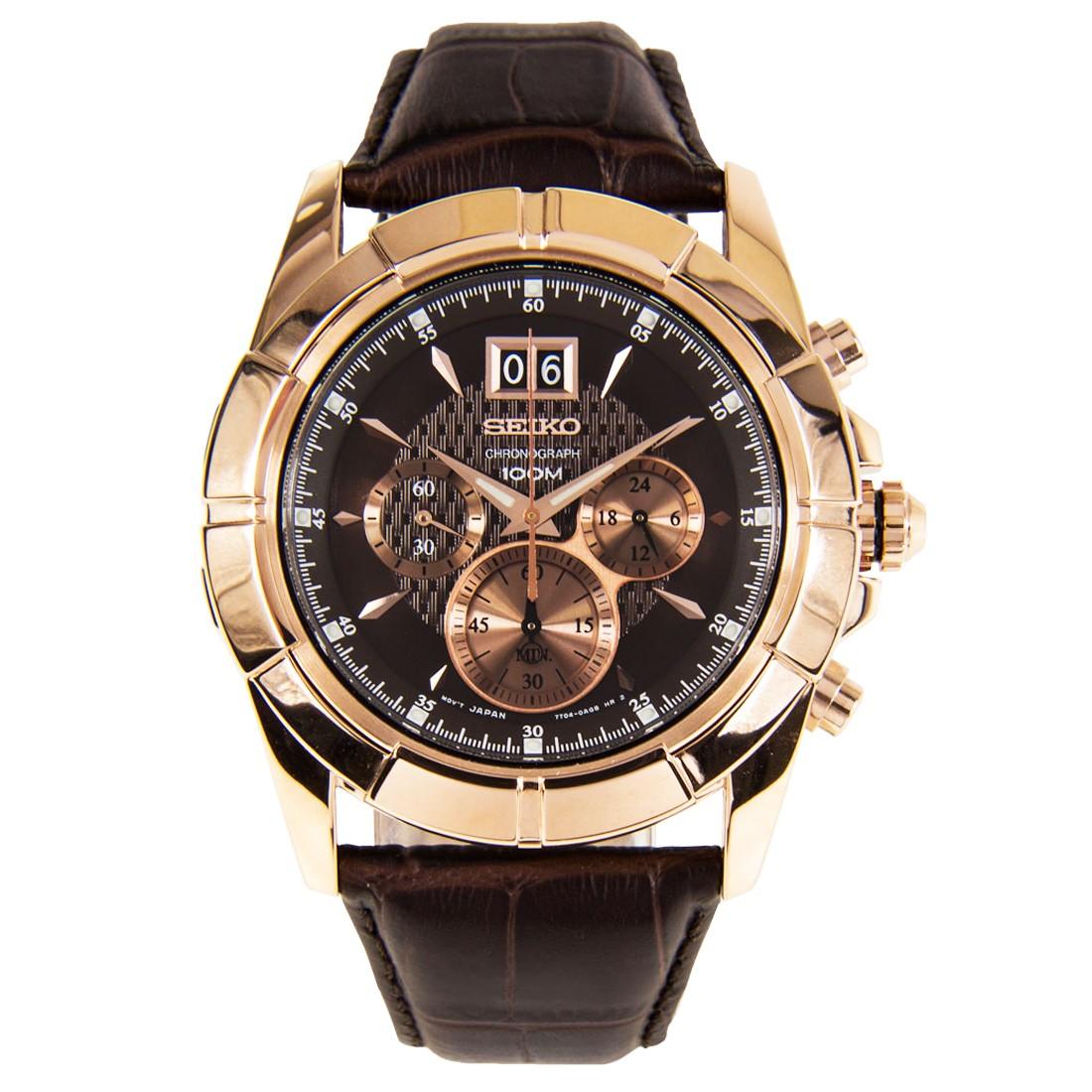 Seiko Lord Chronograph Mens Watch SPC114P1