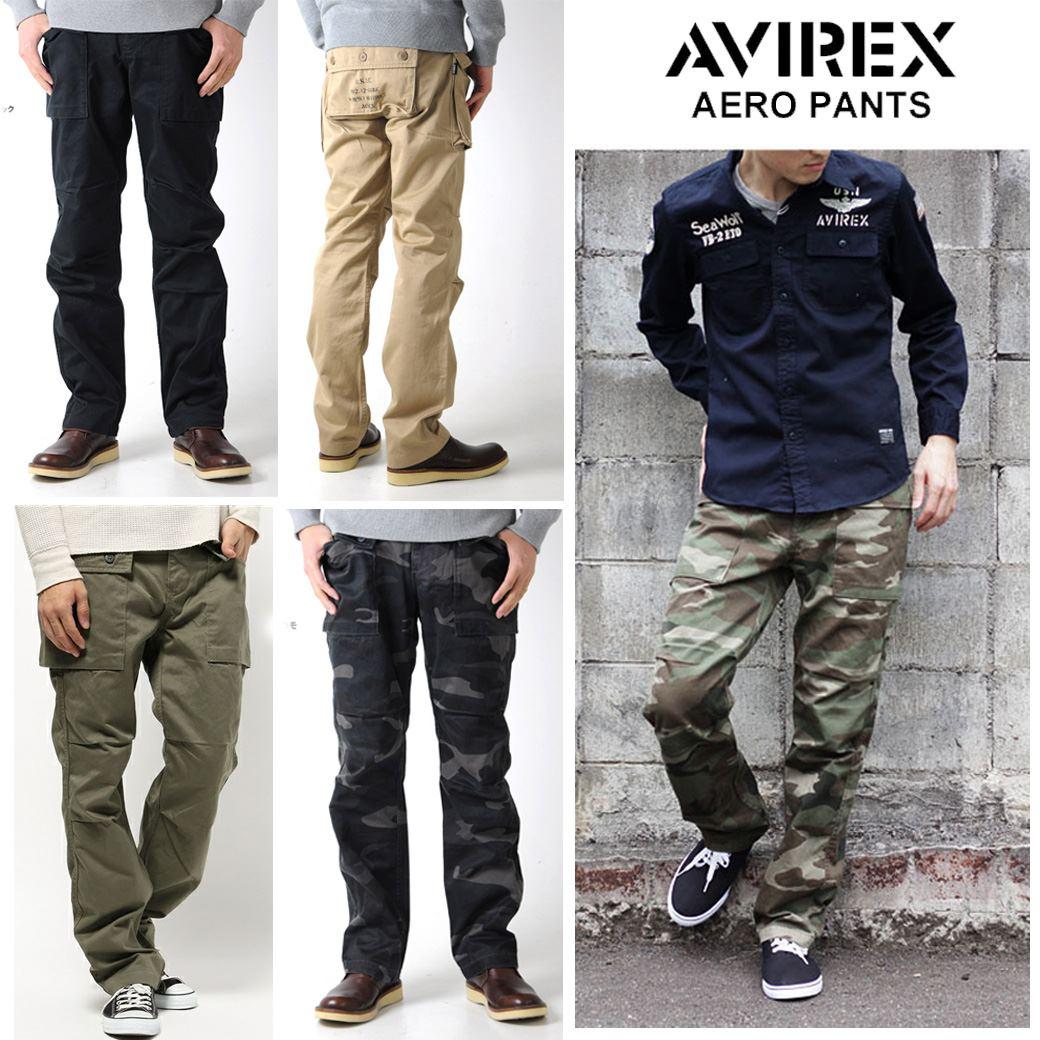 Avirex Aero Pants