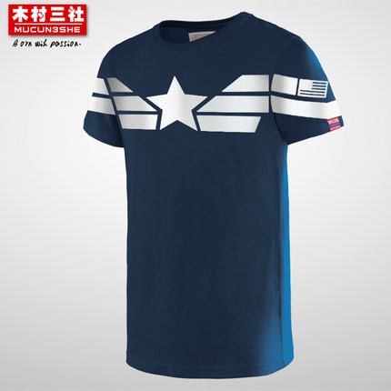 Preorder เสื้อยืด Captain America