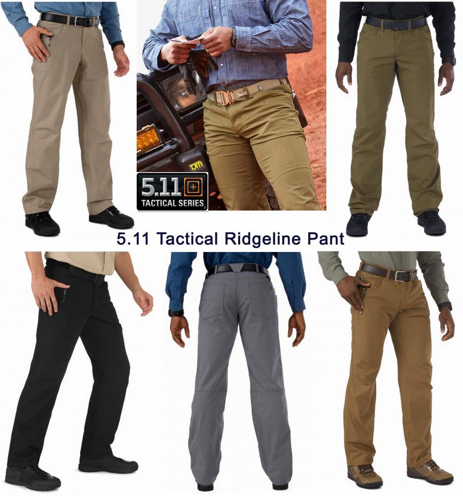 5.11 Tactical Men's Ridgeline Pant
