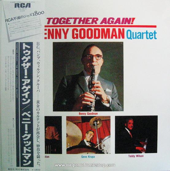 The Benny Goodman Quartet - Together Again!