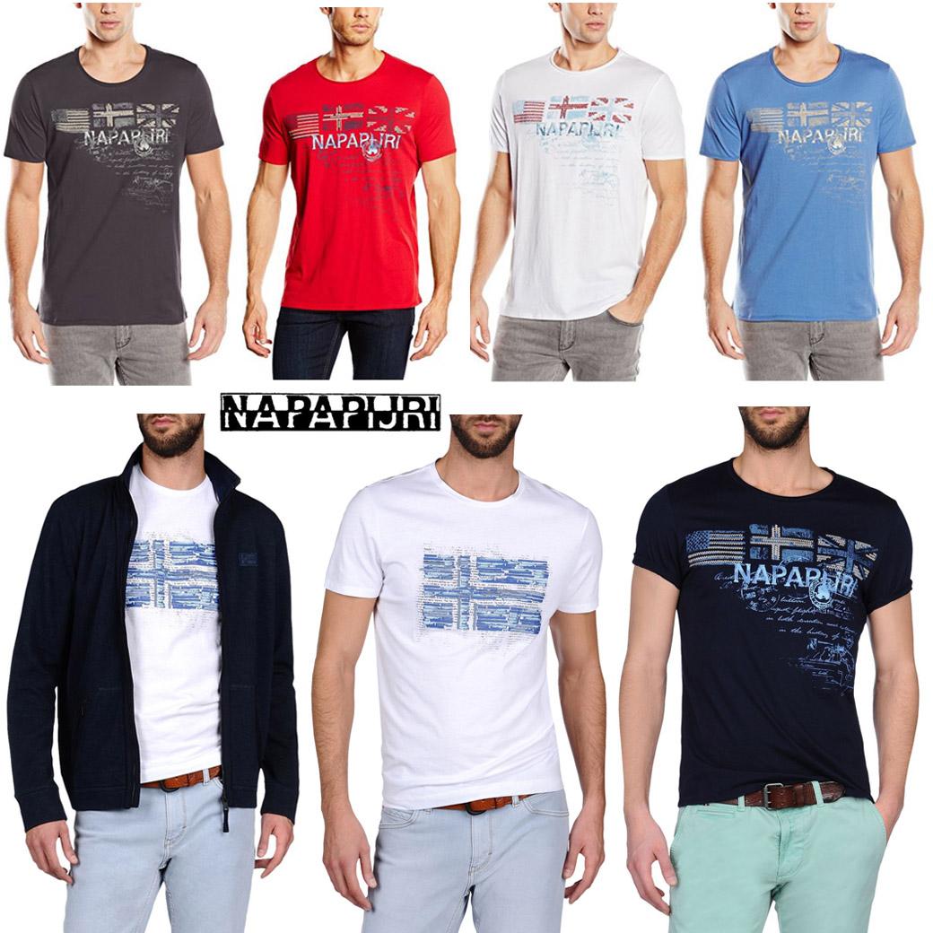 Napapijri Sherwood Short Sleeve T-Shirt