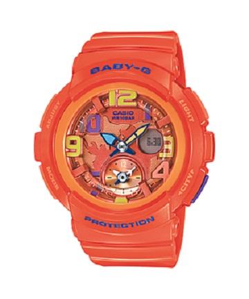 นาฬิกา CASIO BABY-G New Model BGA-190-4BDR