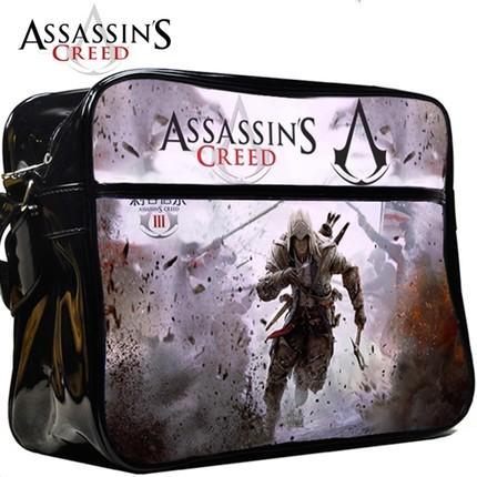 Preorder กระเป๋าสะพายข้างassassins creediv blackflag อัสแซสซินส์ครีด