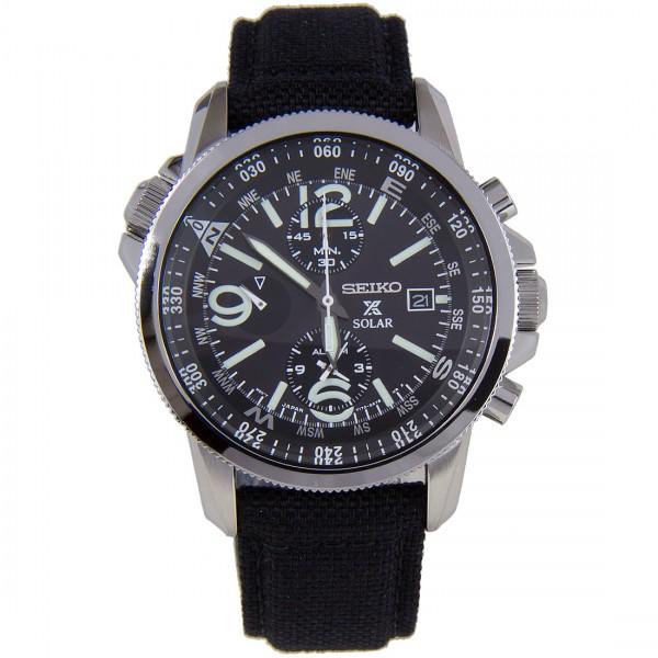 นาฬิกา Seiko Prospex Solar Chronograph Watch รุ่น SSC293P2