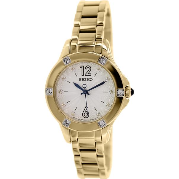 นาฬิกาผู้หญิง SEIKO Premier รุ่น SRZ424P1 Quartz Ladies watch