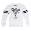 7th Street Graphic T-Shirt เสื้อยืดแขนยาว (สีขาว)