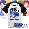 เสื้อ Nagisa Hazuki ver cartoon [Free!]