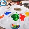Elliptical palette จานสีศิลปิน