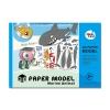 3D-PAPER MODEL - Marine Animal โมเดลกระดาษ 3 มิติ สัตว์น้ำ