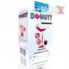โดนัทคอลลาเจนเปปไทด์ 4500 mg. 15 ซอง ราคา 190 บาท ส่งฟรี ลทบ.
