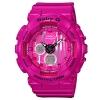 นาฬิกาผู้หญิง CASIO Baby-G Scratched Pattern series รุ่น BA-120SP-4A