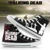 Preorder รองเท้าผ้าใบ Walking dead
