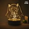 Preorder โคมไฟข้างเตียงไฟ Hatsune Miku Miku