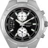 นาฬิกา SEIKO QUARTZ CHRONOGRAPH SNN129P1