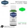 Ameri color CC11 oil candy Green 2 oz.