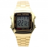 Casio Digital Gold Tone A178WGA-1ADF