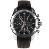 Seiko Men's SNAE65P1 Sportura Chronograph Alarm Watch