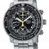 Seiko Flight Alarm Chronograph SNA411P1