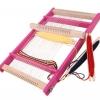 Schul-Webrahmen เครื่องทอผ้า Magic Loom