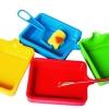 Sponge tray set of 4 ถาดรองสี สำหรับแม่พิมพ์แบบกลิ้ง