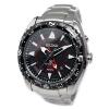 นาฬิกาผู้ชาย Seiko Prospex รุ่น SUN049P1 Kinetic GMT Men's Watch