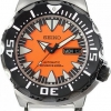 SEIKO Monster The Fang Automatic Men's Watch รุ่น SRP315K2