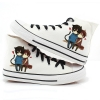 รองเท้าผ้าใบ Tome note Yaoi ver11